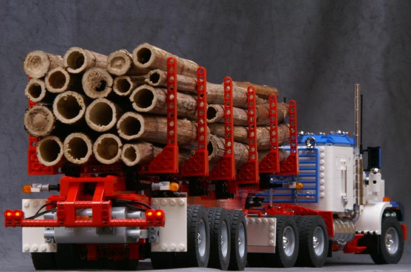 lego flatbed trailer instructions