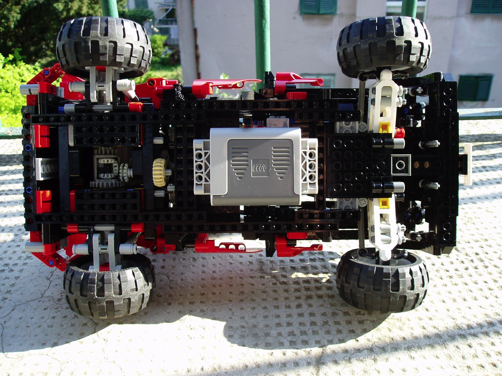 4lords Black Two Seater Lego Technic Car Lego Technic And Model