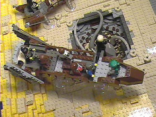 ACPin | Lego | Sarlacc Pit