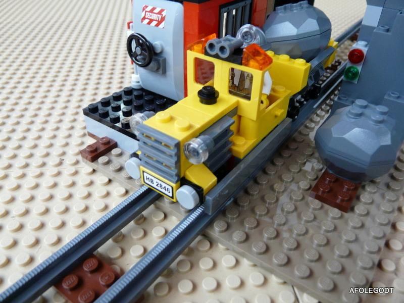 lego city 4204 instructions