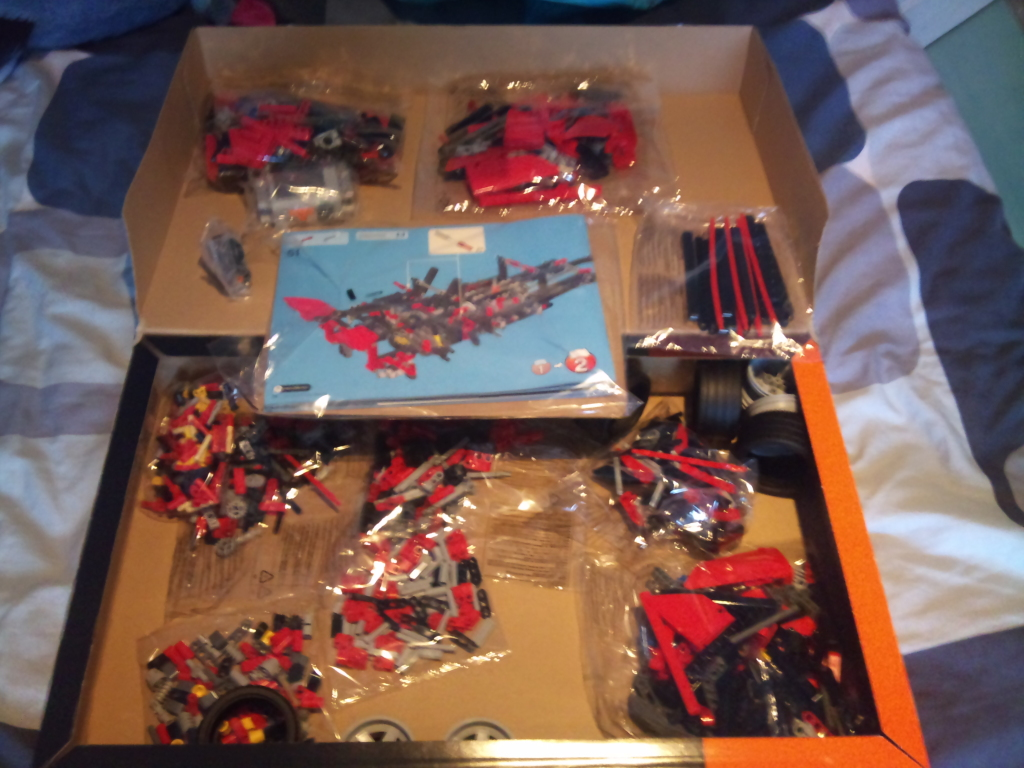 8070 box contents 1