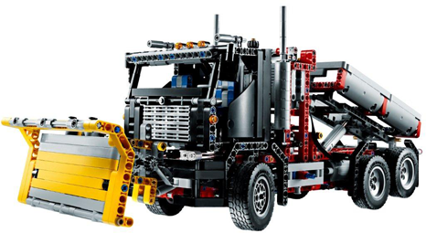9397 Logging Truck B Model Instructions Lego Technic And Model Team Eurobricks Forums