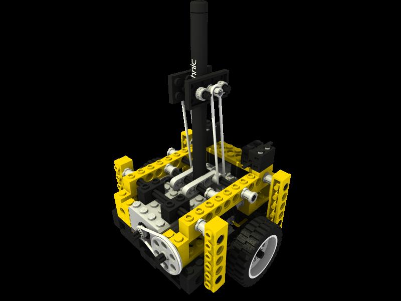 8094 Turtle Robot.