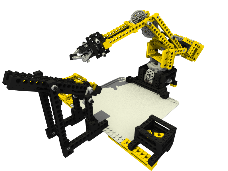 8094 Robotic Arm.