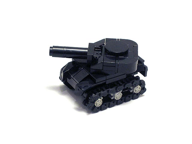 Mini T1 Tank With Instructions Special Lego Themes Eurobricks
