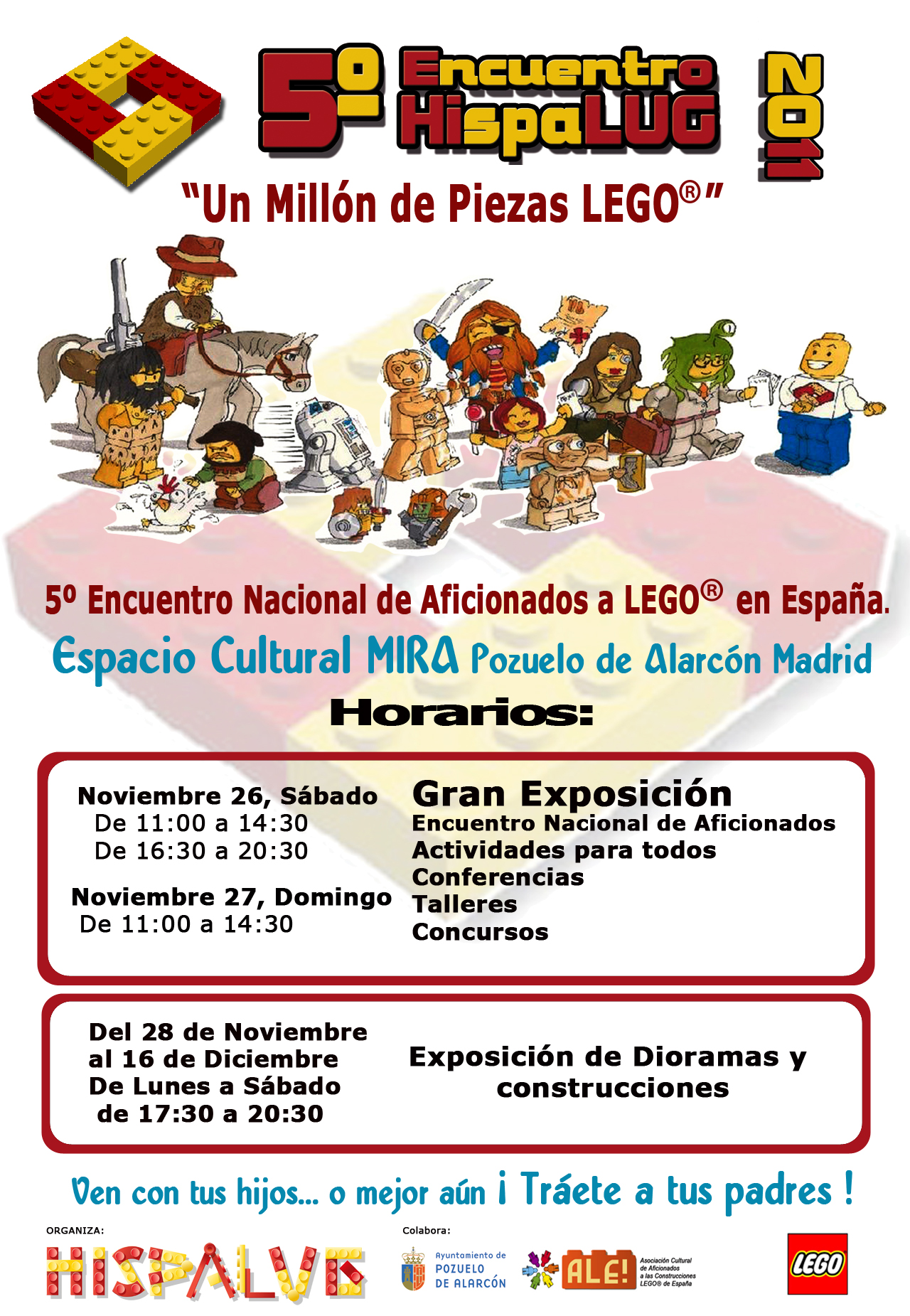 5º Encuentro HispaLUG