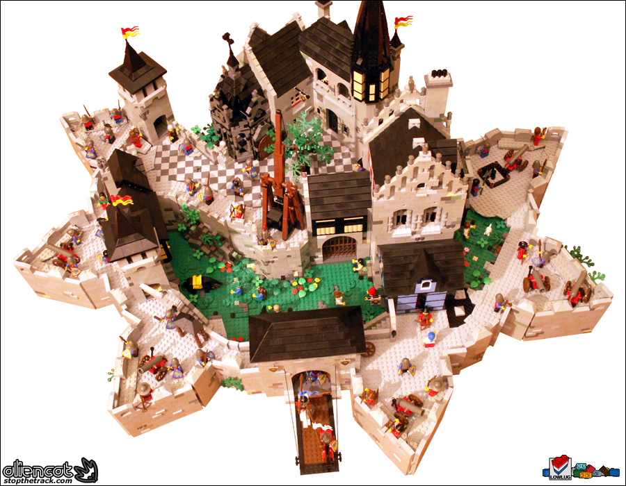 Fortress At Herenbosch The Brothers Brick