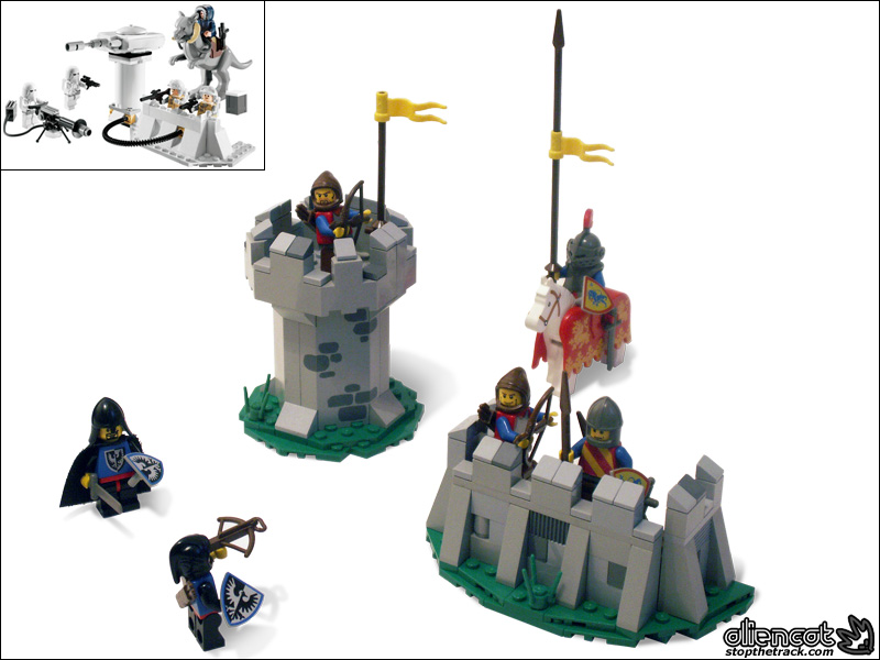 how to build good lego bases with just blocks