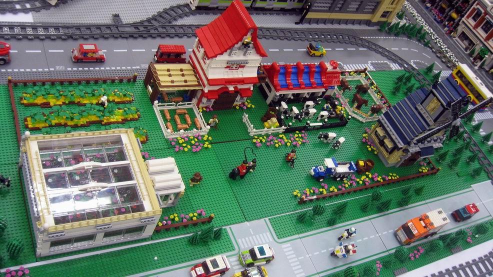 Lego Store Fashion Valley