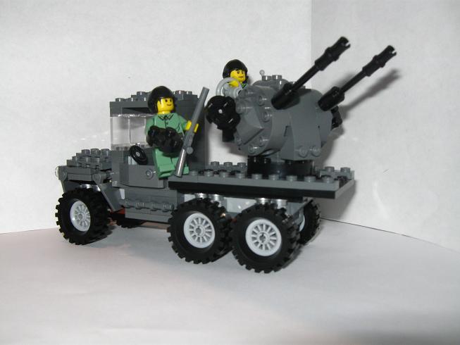 Anti-Aircraft Truck 081026075644