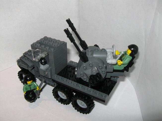 Anti-Aircraft Truck 081026075834