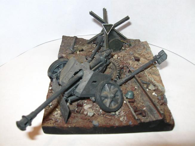 New diorama- Somewhere in Europe, 1945 081130123528