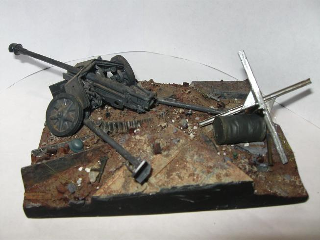 New diorama- Somewhere in Europe, 1945 081130124114