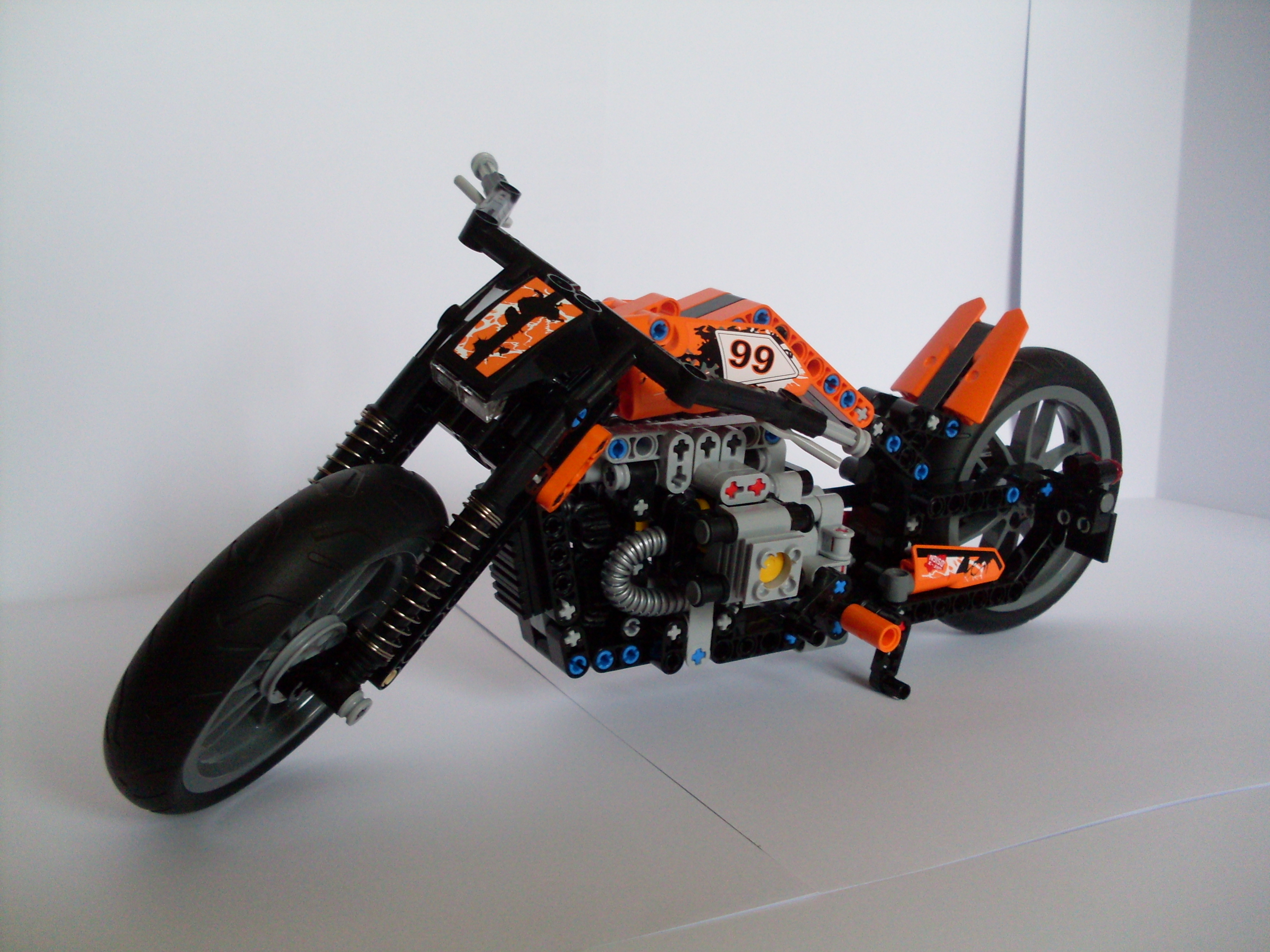 lego technic motorcycles march 2014. Black Bedroom Furniture Sets. Home Design Ideas