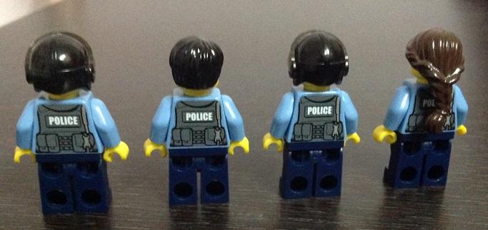Review Lego City Police Accesory Set Lego Town Eurobricks Forums