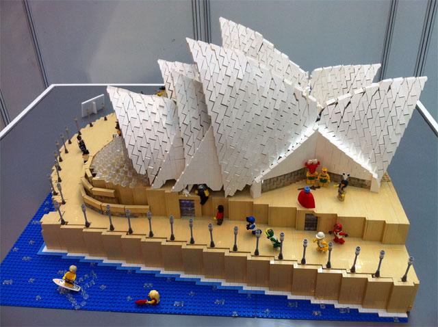 Sydney Opera House Diorama Dsquared Greece