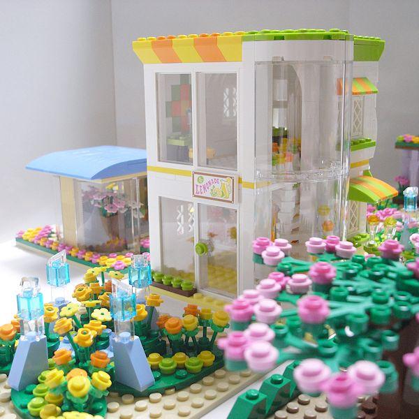 Lego modern house lego pinterest moderne häuser lego und