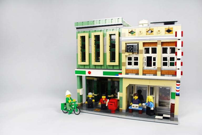 两层花店装修效果图
