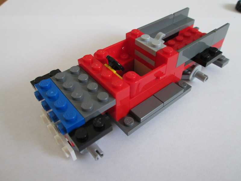Review 40083 Christmas Tree Truck Lego Town Eurobricks Forums