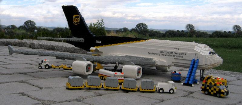 Re Ups Wo Fliegen Sie Denn Lego Bei 1000steinede