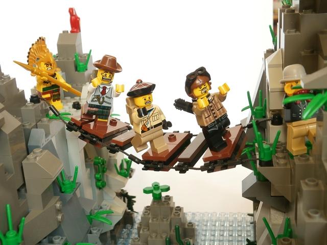 Lego Outdoor Adventure
