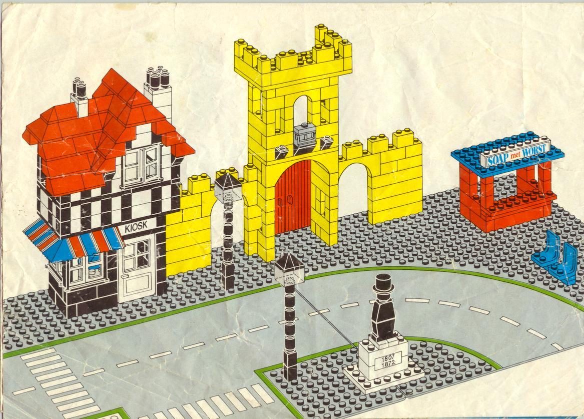Как построить лего город своими руками 72