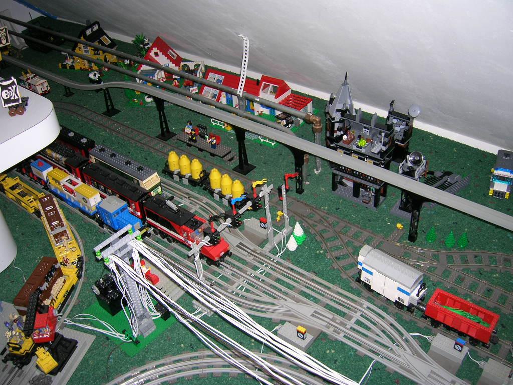 Legotrein forum legotrain forum onderwerp bekijken layout van billythekid - Layouts hoogte ...