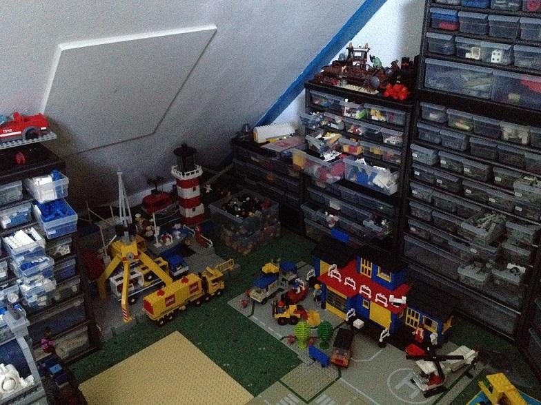Legotrein forum legotrain forum onderwerp bekijken layout van billythekid - Ruimte lay outs ...