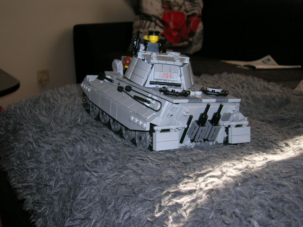 Tiger 2 Lego Www Imgkid Com The Image Kid Has It