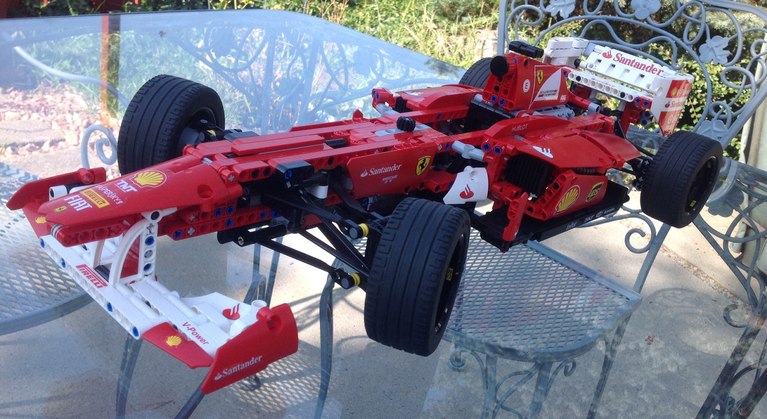 42000 Grand Prix Racer Ferrari F1 Lego Technic And Model Team