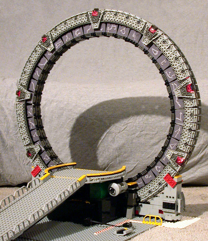 Lego Stargate