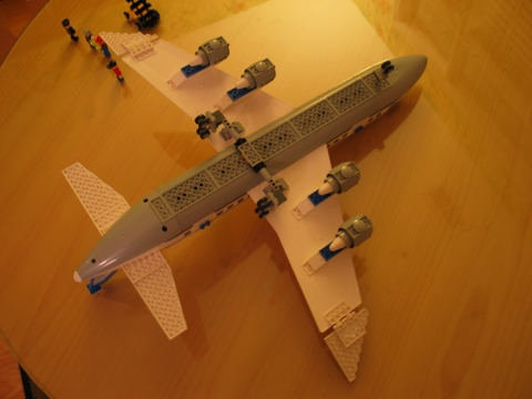 Lego Airplane Set 7893 The Best And Latest Aircraft 2018