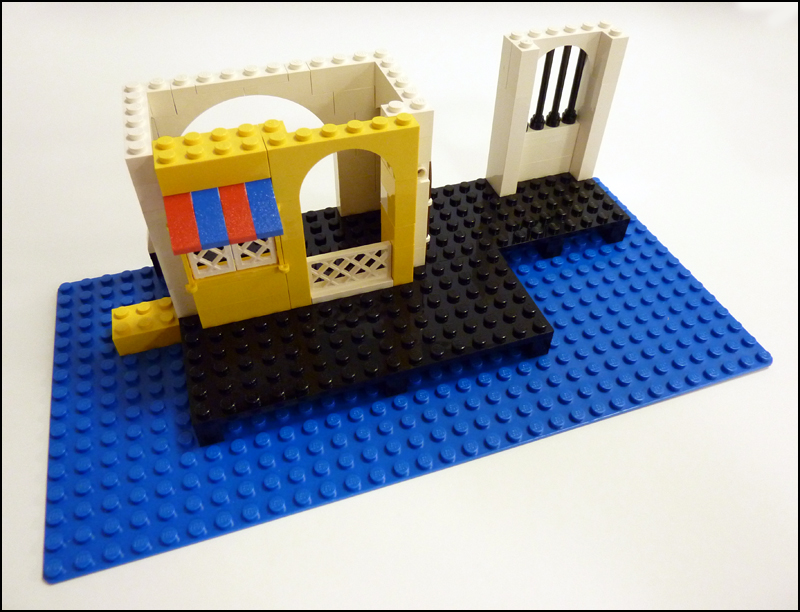 REVIEW: 6267 - Lagoon Lock-Up - LEGO Pirates - Eurobricks Forums
