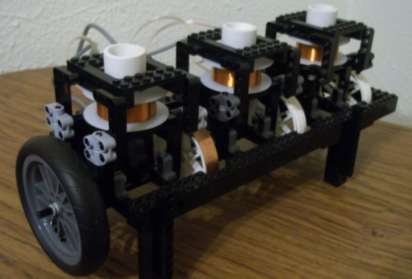 how to build a solenoid engine