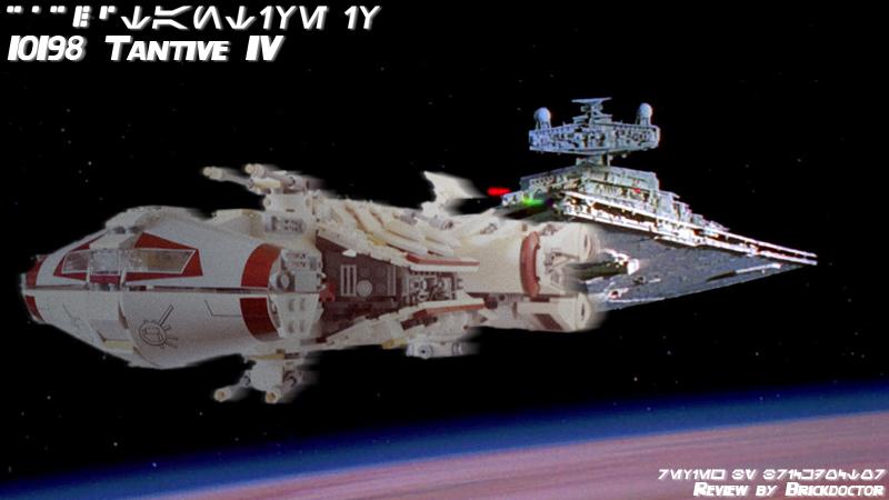 Review 10198 Tantive Iv Lego Star Wars Eurobricks Forums