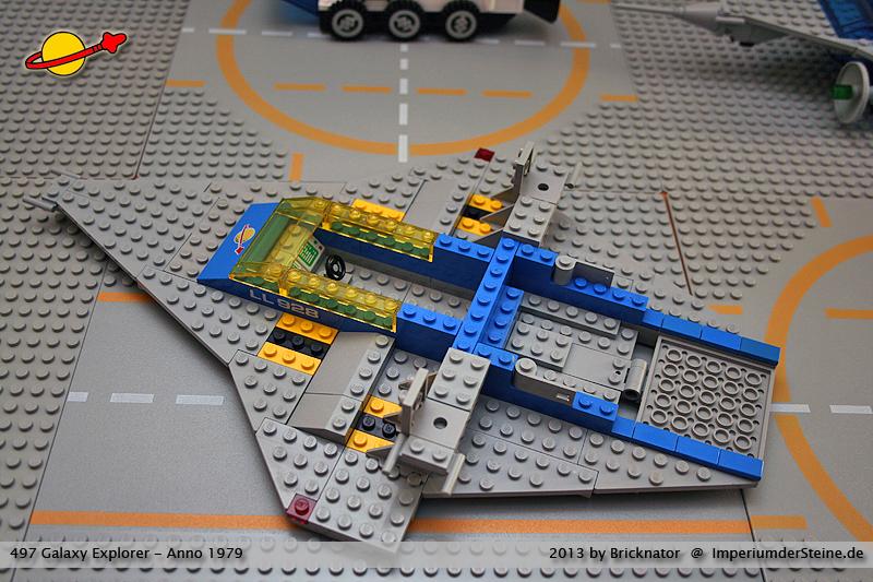 classic space 497 galaxy explorer andere lego themenwelten imperium der steine. Black Bedroom Furniture Sets. Home Design Ideas