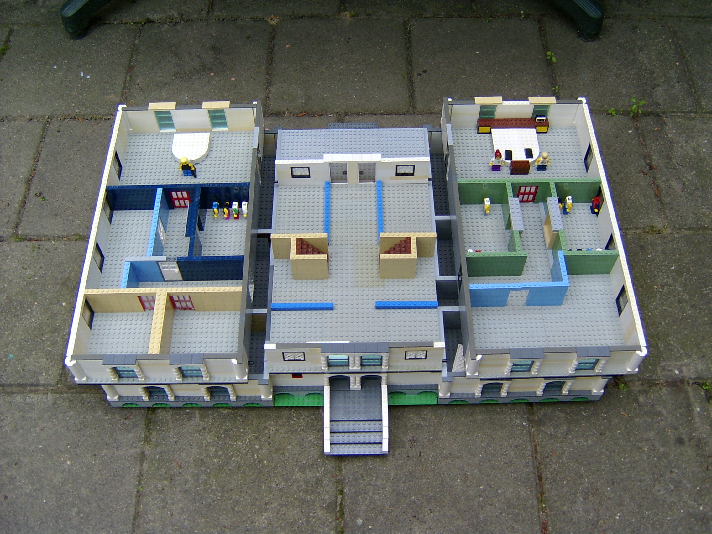 Lowlug • Bekijk onderwerp - Bricknook's MOCs