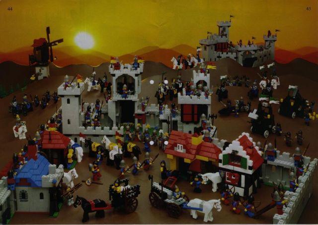 Katalogi Klocków Lego 1958 2009 Wykoppl