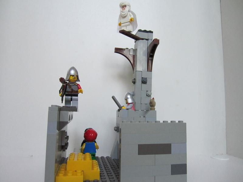 Assassin S Creed Lego Historic Themes Eurobricks Forums