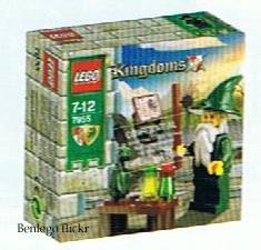 """Aus """"Castle"""" wird """"Kingdoms"""" 7955"""