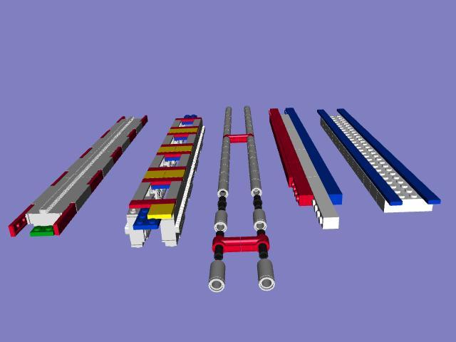 LEGO TECHNIC : 15692