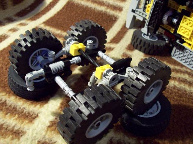 Solid leaf-springs - Page 2 - LEGO Technic, Mindstorms & Model Team ...