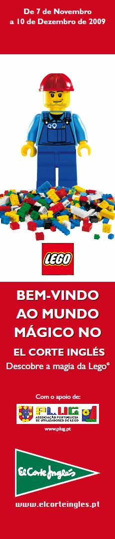 Descobre a magia da LEGO