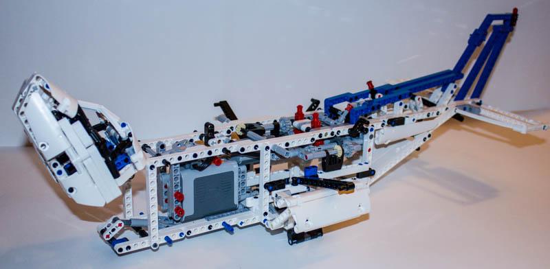 lego technic 42025 instructions