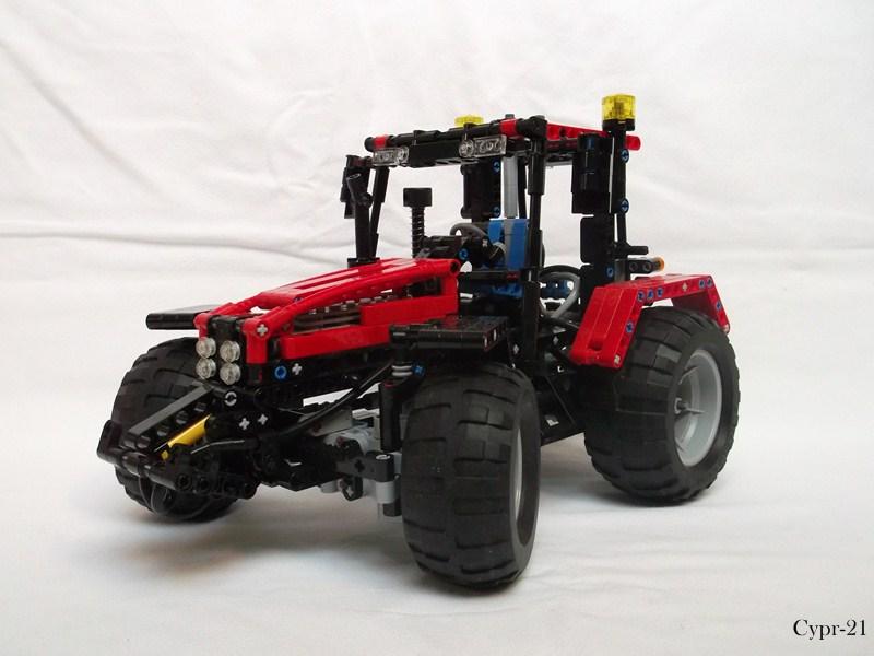 tracteur et benne tp moc fana 39 2012. Black Bedroom Furniture Sets. Home Design Ideas
