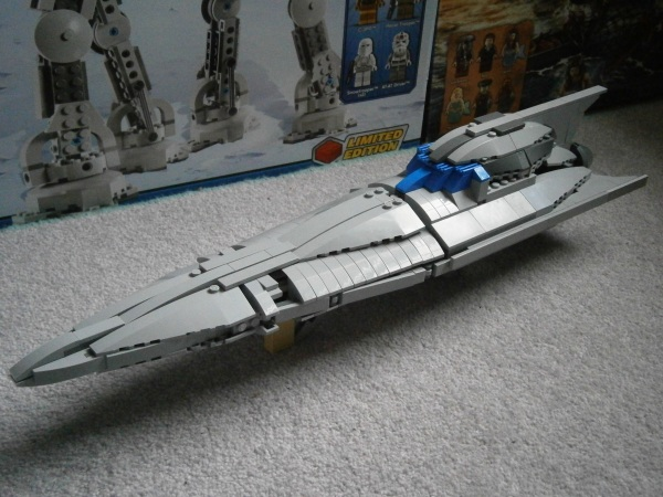 Padme Amidala\'s Naboo Fighter - LEGO Star Wars - Eurobricks Forums