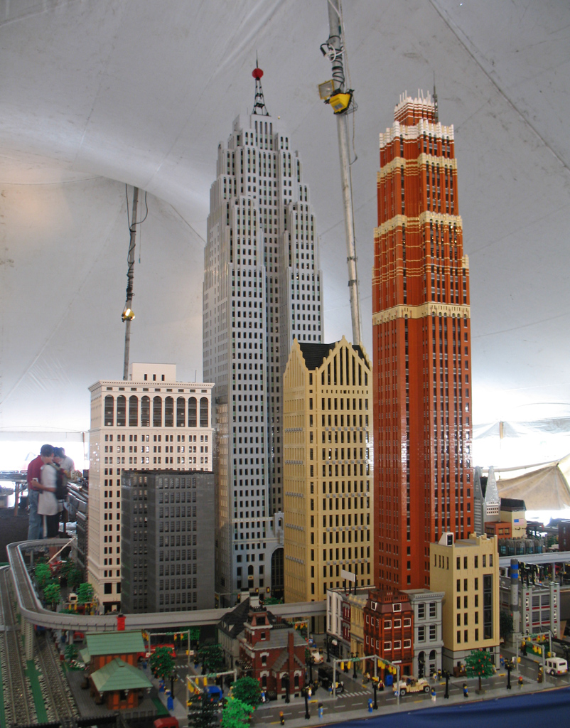 Lego Skylines Archive Page 6 Skyscraperpage Forum