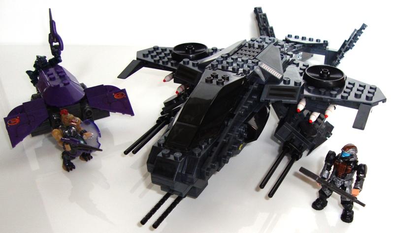 Biggest Halo Mega Bloks Set
