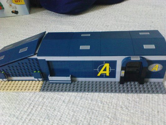 Moc Agents Base Lego Action And Adventure Themes Eurobricks Forums