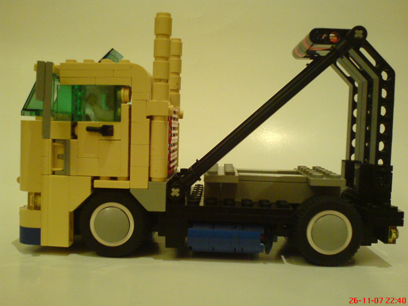 Heavy Loader Truck